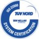 TUV hellas iso22000 small