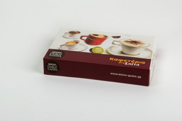 Coffee promo box